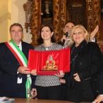 Presidente BOLDRINI ad ASCOLI24