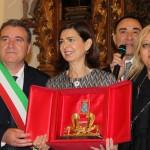 Presidente BOLDRINI ad ASCOLI25