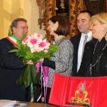 Presidente BOLDRINI ad ASCOLI28