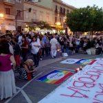 Foggia per Orlando commemorazione (1)