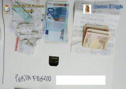 Messaggi e sequestri (Foggia, 10.06.2016)