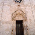Ingresso principale Duomo di Conversano