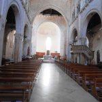 Interno del bellissimo  Duomo di Conversano