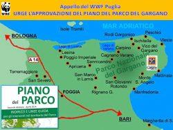 Piano Parco del Gargano - WWF
