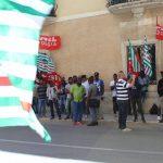 Protesta dei sindacati6