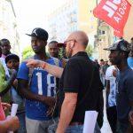 Protesta dei sindacati7