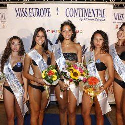 Successo per la prima tappa di Miss Europe Continental Puglia