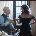 2015- Antonio Tomaiuolo insieme all'attrice Miriam Leone nel film -La dama velata (2)