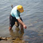 L'ex poliziotto Pasqua bravo pescatore di granchi- i pelòse