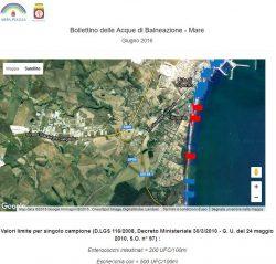 Mappa - ARPA PUGLIA (giugno 2016)