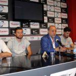Presentazione Calciatori Foggia1