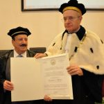 Università di Foggia, conferimento Laurea HC ad Alberto Mieli