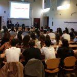 Università di Foggia, lezione al Dipartimento di Economia