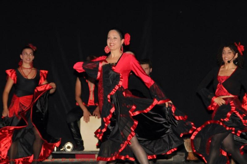 """Zapponeta, successo per gruppo di canto e danza """"Notte Gitana"""""""