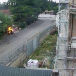 omicidio Dedda incendio moto