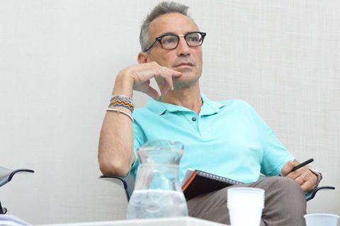 Saverio Mazzone, Amministratore Unico dell'Agenzia del Turismo di Manfredonia