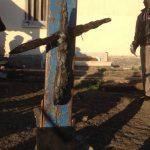 Crocifisso ( Ghetto di Rignano)