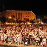 Edoardo Bennato in concerto (FOGGIA, 16.08.2016)