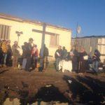 Ghetto di Rignano-  immagine di preghiera