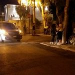 Il luogo dell'incidente - Manfredonia - Siponto, 25.08.2016