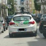 Auto google maps a Manfredonia