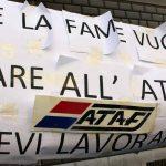 protesta ATAF2 - IMMAGINE D'ARCHIVIO - PH VINCENZO MAIZZI