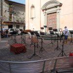 Amatrice-Luglio 2012-Piazzetta