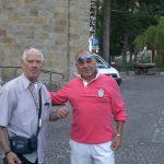 Amatrice- luglio 2012- Paolo d'angelo e Peppino Sciannandrone  in rappresentanza Avis Manfredonia