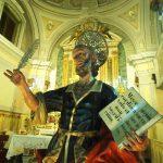 -La-Sacra-Statua-di-S.Matteo-Apostolo-nella-chiesa-di-S.Matteo-di-Manfredonia