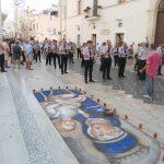 Festa Patronale 2016- Il Complesso Bandistico Città di Manfredonia in corso Manfredi