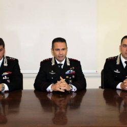 Carabinieri Foggia, il Colonnello Aquilio si presenta