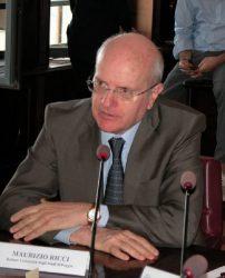 Rettore prof. Maurizio Ricci