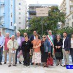 Cerimonia intitolazione piazzale 26 settembre (foto di Antonio Troiano, archivio - 27.09.2016)