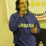 Il consigliere comunale M5S Gianni Fiore