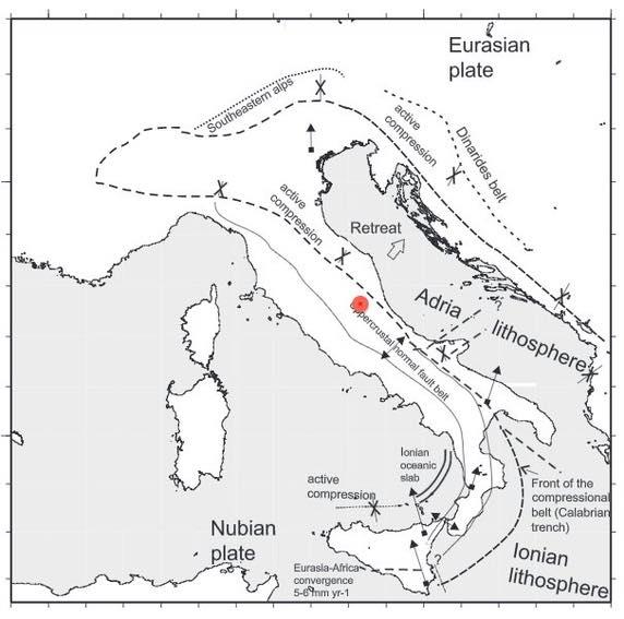 Fonte: Geological Society of America Bulletin (http://gsabulletin.gsapubs.org/)