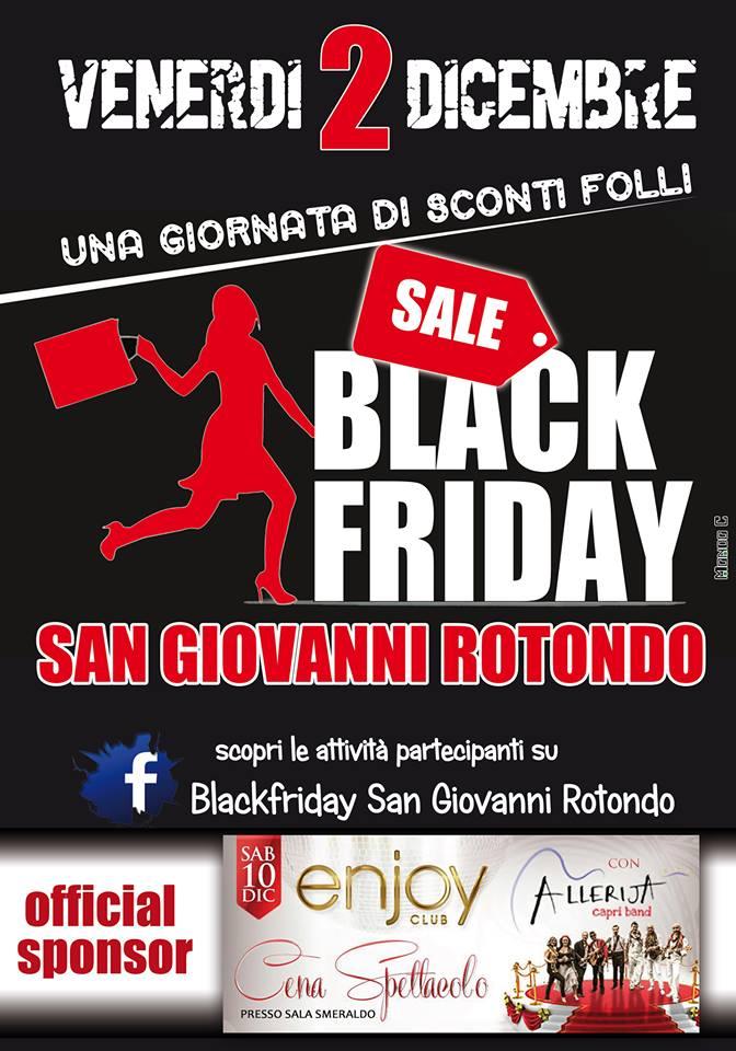locandina-black-friday-san-giovanni-rotondo