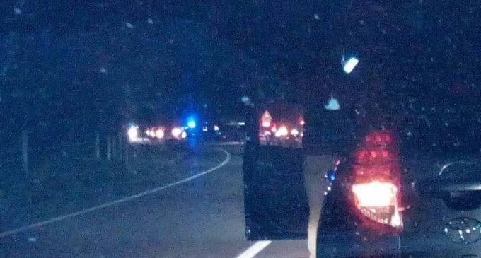 Incidente sulla SS89 Manfredonia-Mattinata