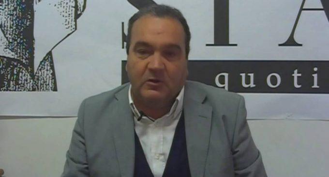 Donato Carbone, nuovo presidente del Collegio sindacale dell'ASE di Manfredonia