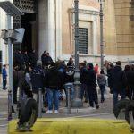 PROTESTA ABITANTI EX DISTRETTO - PH MAIZZI