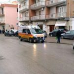 via gargano - investita donna a Manfredonia (19.01.2017)