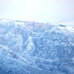 abbazia-di-pulsano-dopo-la-nevicata-mattutina-11-2-2017