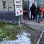 emergenza pronto soccorso Foggia (ph enzo maizzi)