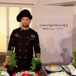 Casa Sanremo: Manfredonia c'è con lo chef Luigi Totaro
