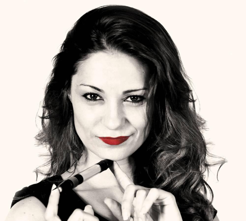 Genni Ciociola, la talentuosa artista sipontina di successo a Milano