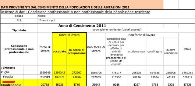dati istat 2011