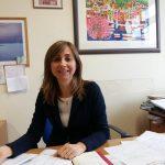 La prof.ssa Marzia Albenzio oggi