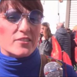 Manfredonia, prima sfilata 64^ edizione Carnevale (INTERVISTE con i partecipanti)
