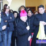 visita pastorale manfredonia (PH ANTONIO TROIANO)