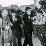 CARNEVALE 1959- Tonino Tomaiuolo detto Sciurille -a destra nella foto-