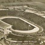 Lo stadio Heysel di Bruxelles nel 1935